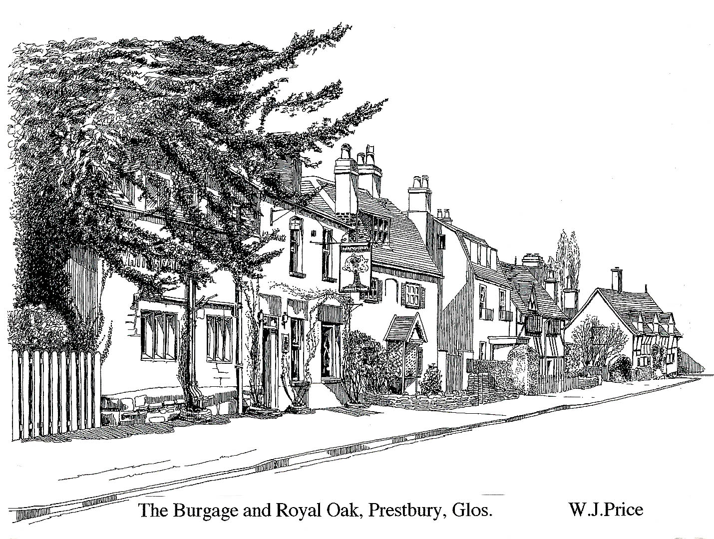 royal oak prestbury